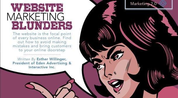 Website-Marketing-Blunders