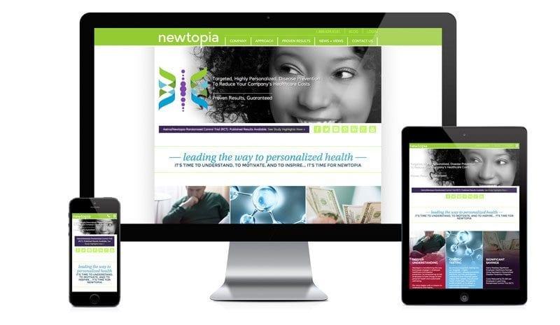 newtopia-responsive-website-design
