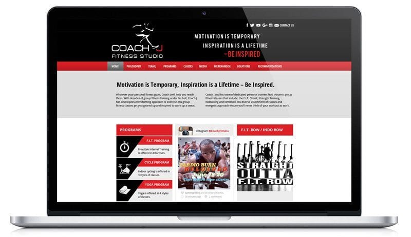 coach-j-website-design