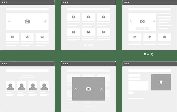 web-design-layouts