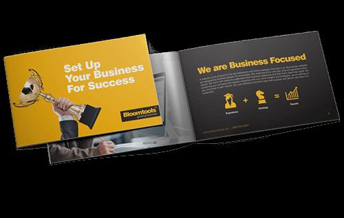 blootools-brochure-design