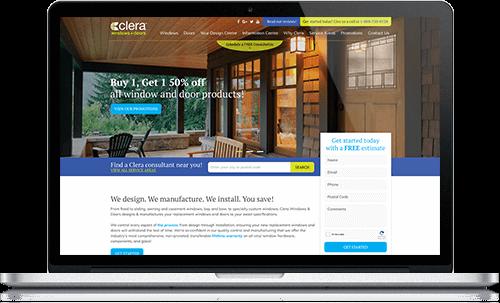 clera-website-design