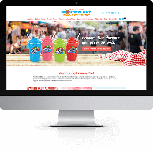 website-design-wonderland-food
