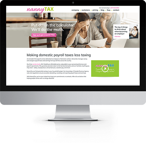 website-design-nannytax